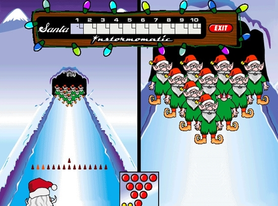 Elf Bowling 1 Game Picture