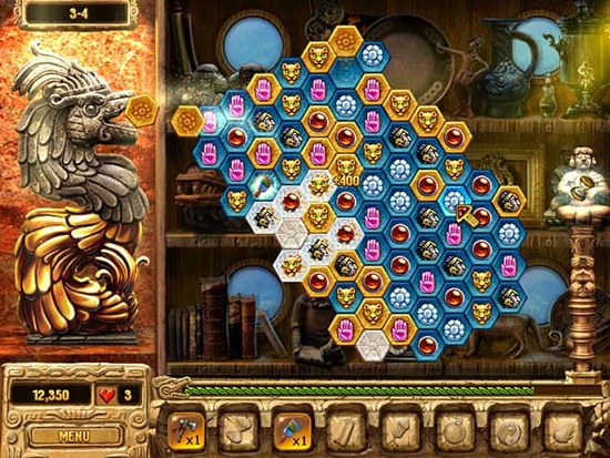 Lost Treasures Of Eldorado Game Picture