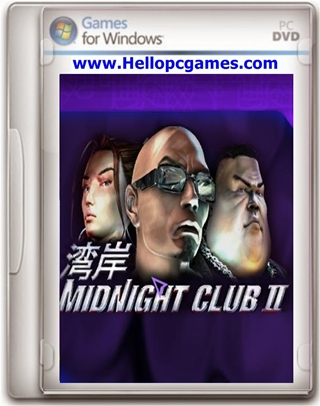 Midnight Club 2 Game