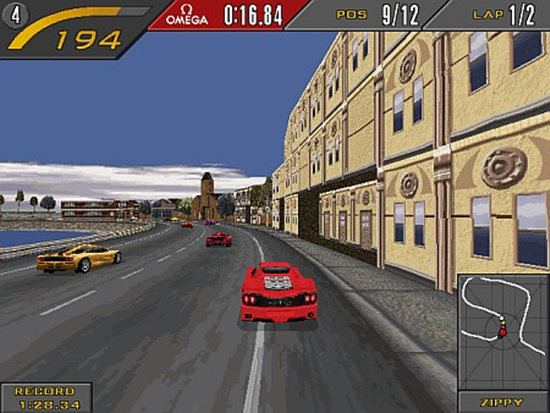 Need For Speed II SE Game Picture 2