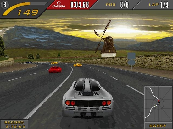 Need For Speed II SE Game Picture