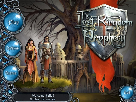 The Lost Kingdom Prophecy Game Picture