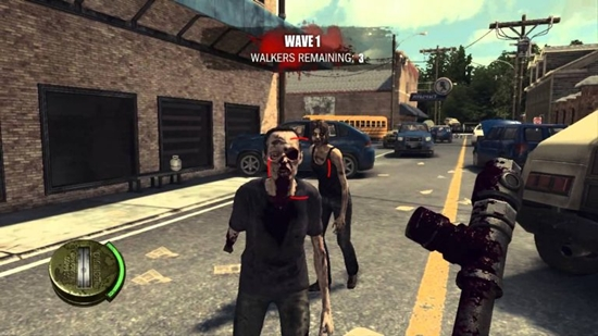 The Walking Dead Survival Instinct Game Picture 2