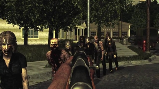 The Walking Dead Survival Instinct Game Picture