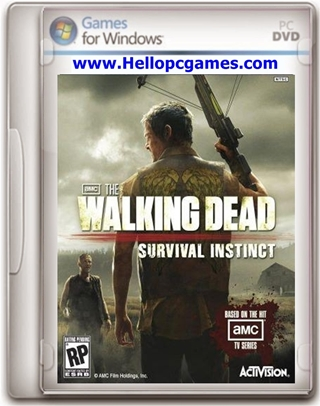 The Walking Dead Survival Instinct Game