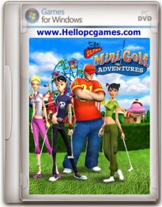 3D Ultra Minigolf Adventures Game