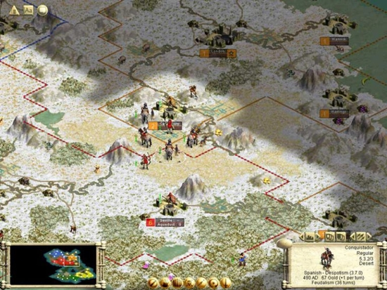 Civilization 3 Game Picture 2