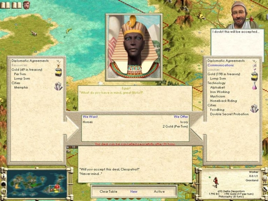 Civilization 3 Game Picture