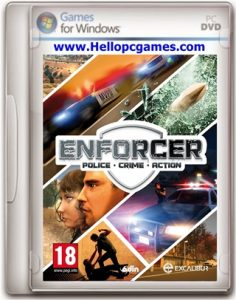 Enforcer Police Crime Action Game