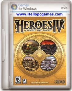 Heroes Of Might And Magic 4 Game