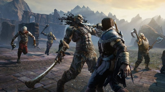 Middle Earth Shadow Of Mordor Game Picture
