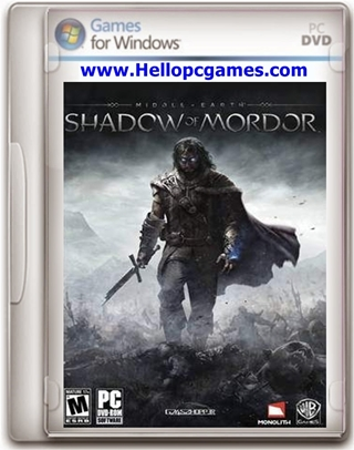 Middle Earth Shadow Of Mordor Game