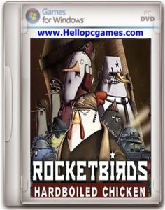 Rocketbirds Hardboiled Chicken Game