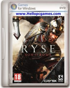Ryse Son Of Rome Game