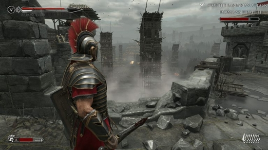 Ryse Son Of Rome Game Picture 2
