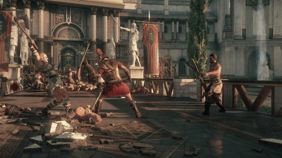 Ryse Son Of Rome Game Picture 3