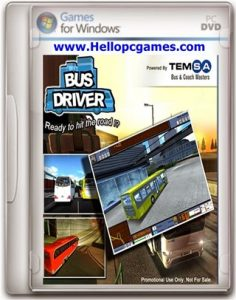 Bus Driver Temsa Game