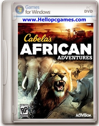 Cabela's African Adventures Game