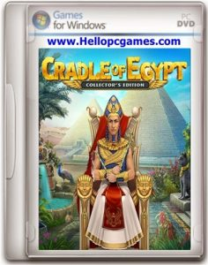 Cradle Of Egypt Collectors Edition Game