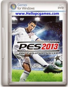 Pro Evolution Soccer 2013 Game