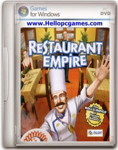 Restaurant Empire 1 Game