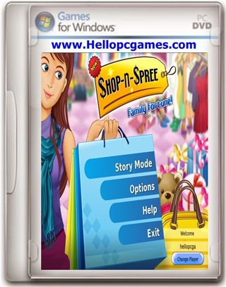 Shop N Spree Family Fortune Game