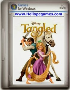 Tangled The Video Game