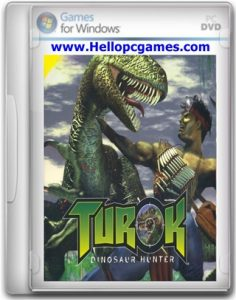 Turok Dinosaur Hunter Game