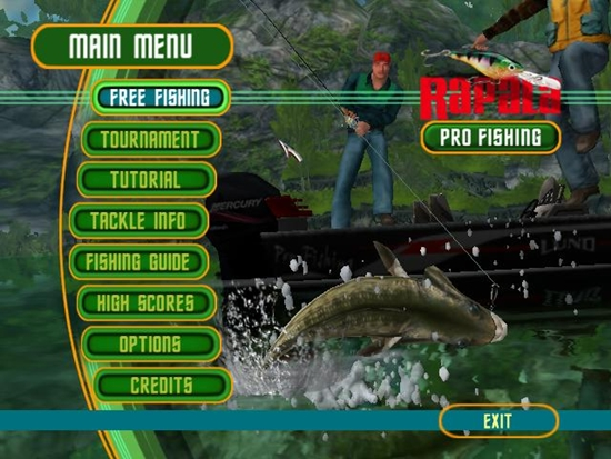 Rapala pro fishing game free download full version for pc for Pro fishing games