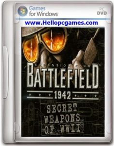 Battlefield 1942 Secret Weapons Of WWII Game