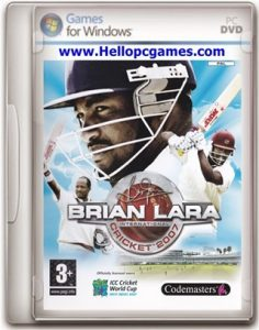 Brian Lara Cricket 2007 Game