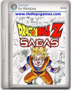 Dragon Ball Z Sagas Game