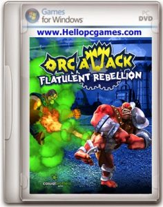 Orc Attack Flatulent Rebellion Game