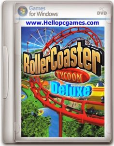 Roller Coaster Tycoon Deluxe Game