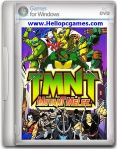 Teenage Mutant Ninja Turtles Mutant Melee Game