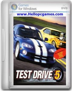 Test Drive 5 Game