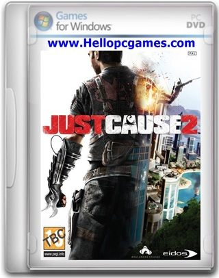 Just Cause 2 Game