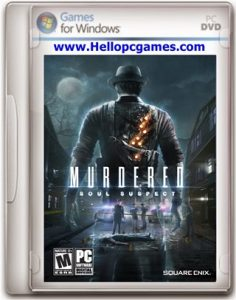 Murdered Soul Suspect Game