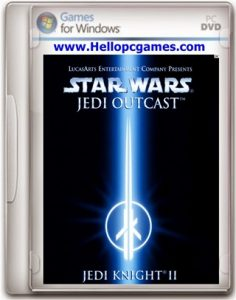 Star Wars Jedi Knight II Jedi Outcast Game