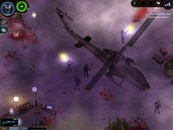 Alien Shooter 2 Conscription Game - Free Download Full