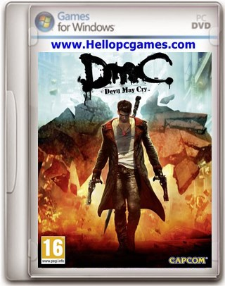 DMC Devil May Cry Game
