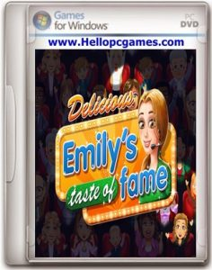 Delicious Emily's Taste of Fame Game