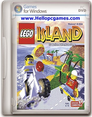 Lego Island Game - Free Download Full Version For PC