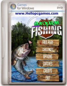 European Fishing Game