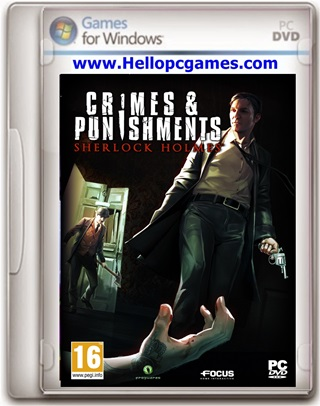 Sherlock Holmes Crimes And Punishments Game