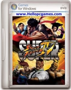 Super Street Fighter 4 Game