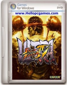 Ultra Street Fighter 4 Game