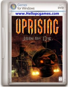 Uprising Join Or Die Game