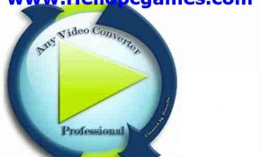 Any Video Converter Professional 6.0.9 full version