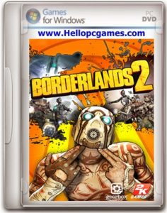 Borderlands 2 Game